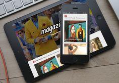 Introducing Magazinex Theme