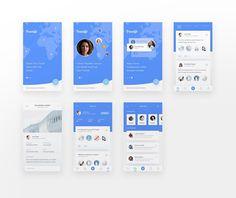 UI Kits Inspiration 2017 – Muzli -Design Inspiration