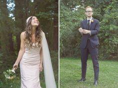 Bohemian Woodland Wedding: Julie + Bo | Green Wedding Shoes Wedding Blog | Wedding Trends for Stylish + Creative Brides
