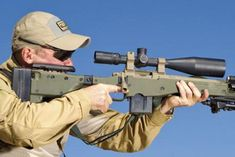 May 01, 2013 Lessons from Sniper School: Three Optics Tips for Long-Range Shooting