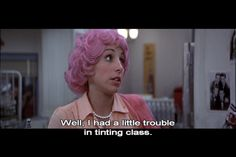 #Grease (1978) - #Frenchy