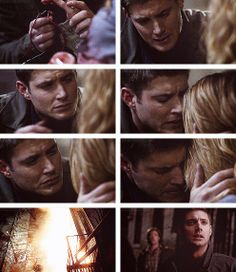 [gifset]  Abandon All Hope Sorry, but I think this was my fav. episode. It showed so much the relationships between all the characters.