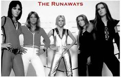 The Runaways Band Portrait Music Poster 11x17 – BananaRoad