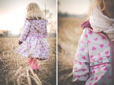Jacket - rain - diy - sewing - for kids - german