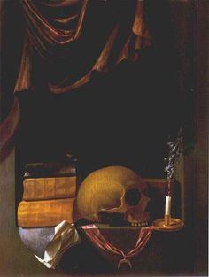 F. V. Daellen Vanitas Vanitatum, Dance Of Death, Danse Macabre, Memento Mori, Dark Side, Les Oeuvres, Still Life, The Darkest, Art Pieces