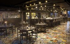 Llama Restaurante Sudamericano by KILO + BIG, Copenhagen