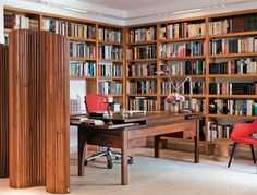 Bibliomania - Byblyomania: ESTANTES PARA LIVROS - BOOKSHELVES - BÜCHERREGAL