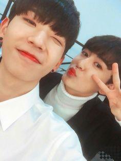 Source: BOYS24 OFFICIAL FANCAFE #BOYS24 #소년24  #barista #바리스타 #kpop #san #kangsan #minhwan #강산 #산 #민환 #idol #아이돌 #유닛그린  #unitgreen