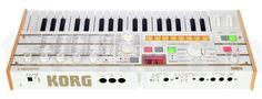 Korg microKORG S – Thomann France Music Instruments, France, Analog Signal, Musical Instruments, French