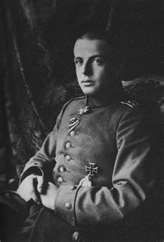 Oswald Boelcke...Manfred Von Richthofens(The Red Baron) friend and mentor. TinaMOlivier