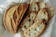 Pan di Pane: Pane quotidiano con Pasta Madre.