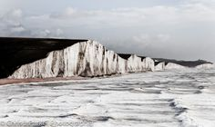 Seven Sisters south coast of England. CJAPPHOTO.