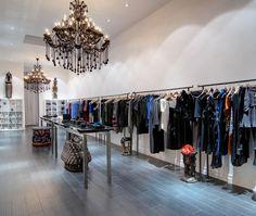 Seyie Design - Luxury retail design in Los Angeles, CA #interiordesign #interiors #retaildesign #fashionable #chic #shop