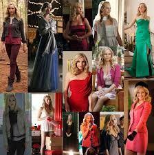 229 Best Caroline Forbes Style Images