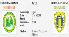 Concordia Chiajna – Petrolul avancronica si pronostic (12.05.2013)