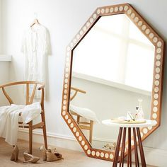 17 Beautiful Oversized Mirrors to Make Any Space Feel Bigger   Brit + Co