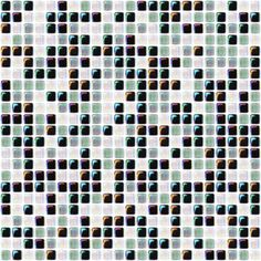 Bubble Pearl Black & White Mix