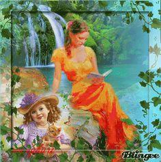 bahar anne kız