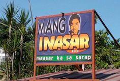 Mang Inasar, Maasar ka sa Sarap!