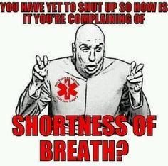 SOB nursing humor