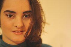 Closer do resultado final do Projeto 100 mulheres/100 maquilhagens Mary Kay da  Márcia Fonseca.