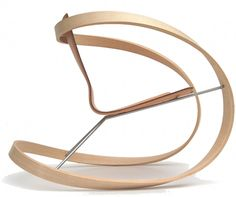Katie Walker Furniture - The Ribbon Rocking #Chair