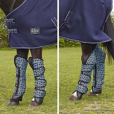 Elicouture Penpont Travel Boots set of 4 Attractive patterned travelling boots made from a strong 600D rip-stop outer and a padded foam filling They