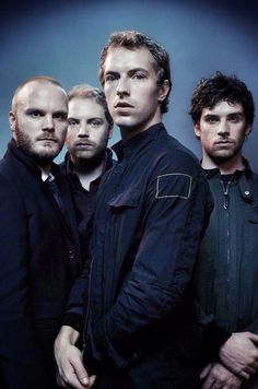 # 35 meet the guys from Coldplay