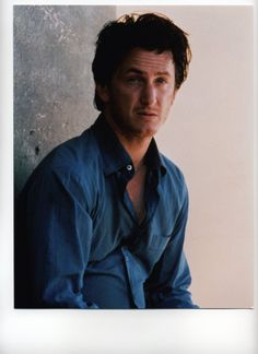 Sean Penn ~ a real talent and a real humanitarian