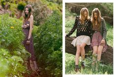 Spring_2011 hippie street style fashion. Read the blog at www.minsstyle.com