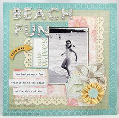 """beach title """"make waves"""""""