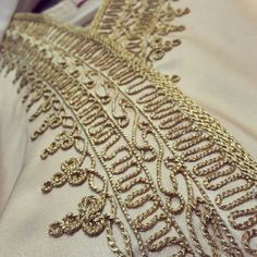Embroidery Suits, Ribbon Embroidery, Lace Applique, Embroidery Patterns, Crazy Quilting, Afghan Dresses, Lesage, Gold Work, Thread Work