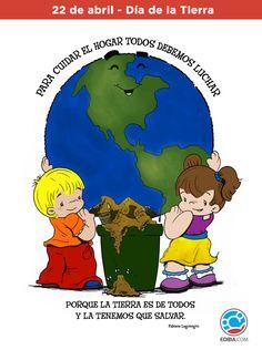 22 de abril – Día de la Tierra