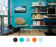 Colors, colors, colors!