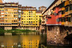 Ponte Vecchio, Florence (by Trevor Klatko)