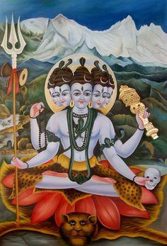sadashiva-deity-throat-chakra