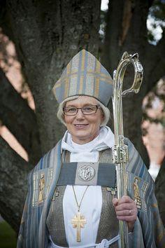 Hasil gambar untuk Archbishop Antje Jackelén. migrants