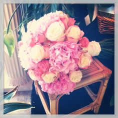 #peony #bouquet by Agape Flowers and Events #wedding #planning #events #flower #floral #decor #design #ideas #ilovemyjob #miami #florida #southflorida