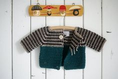 wood & wool wee wear by woodwoolstool on Etsy, €59.00