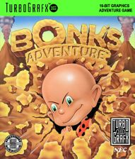 Play Bonk's Adventure (NEC TurboGrafx 16) online | Game Oldies