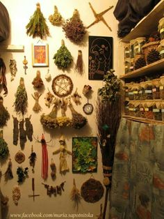 A witchy closet