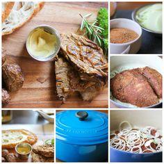 Brisket recipe by Bake Bellissima