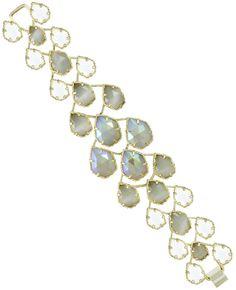 Vera Bracelet in Gold Ice
