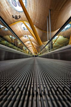 Barajas Airport, Madrid, Spain