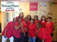 Red Day at TownePlace Suites by Marriott Texarkana!