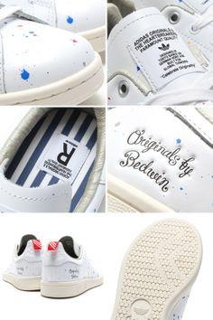Bedwin x The Heartbreakers x Bedwin adidas Originals Stan Smith Baskets 6b64f9