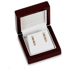 Earring or Pendant Box...(61-7154:154674:T).! Price: $49.99 #earringbox #jewelrybox