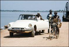 René Burri, Casamance, Senegal.