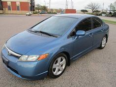 2007 Honda Civic Sdn $5999 http://www.ecarspro.com/inventory/view/9420480
