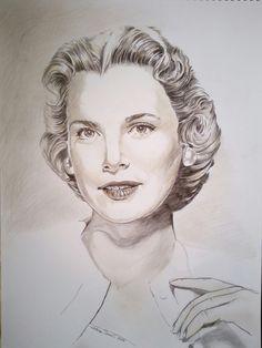 Grace princezna Monacká
